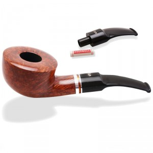 Stanwell Trio, Pipe smoking