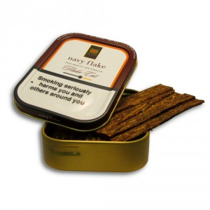Flake cut tobacco