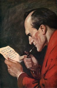 Šerloks Holmss, pīpe